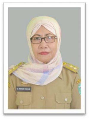 Hj. Nuraeni Mahmud, S. Pd.