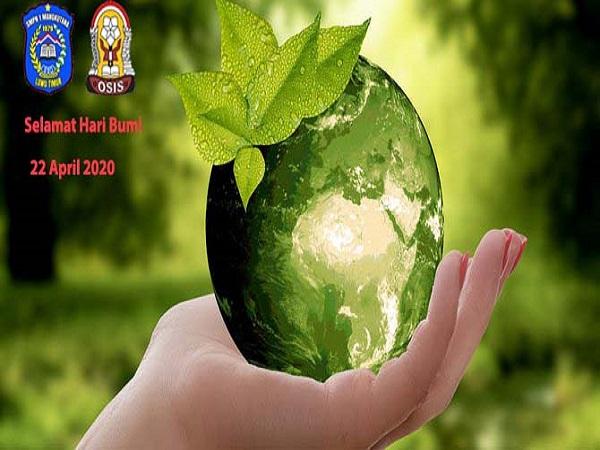 Selamat Hari Bumi 22 April 2020