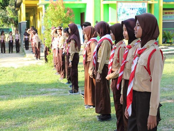 Ekstra Kulikuler Pramuka (Scout)
