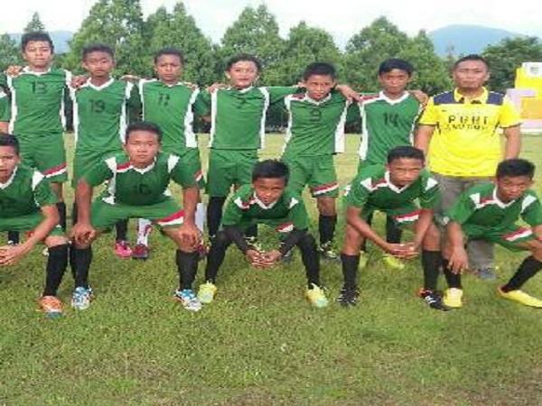 Juara Menpora Cup U-14 Tk. Kab. Luwu Timur 2016