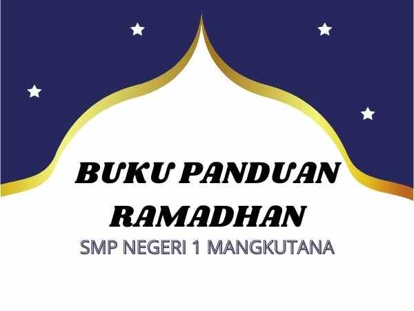 Buku Saku Panduan Ramadhan